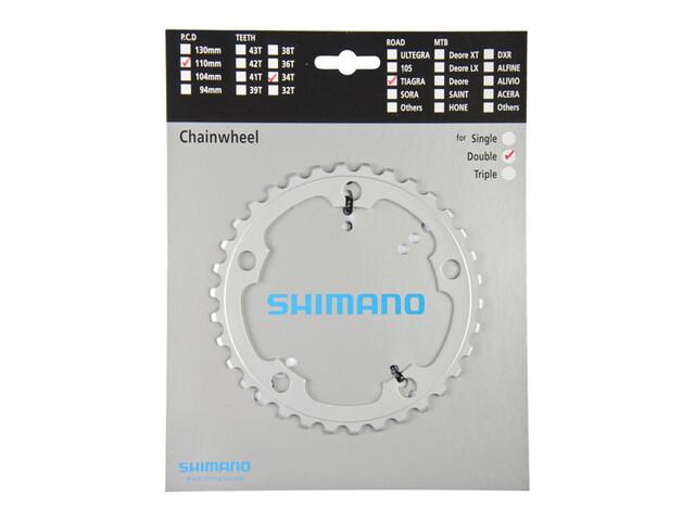 Shimano Tiagra FC-4650 Kettenblatt silber